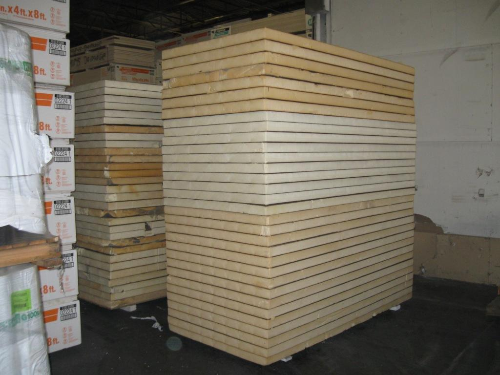 Welcome To Insulation Depot Rigid Foam Insulation Used